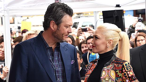 Gwen Stefani 50th birthday Blake Shelton