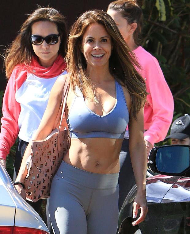 Brooke Burke Fitness Tips