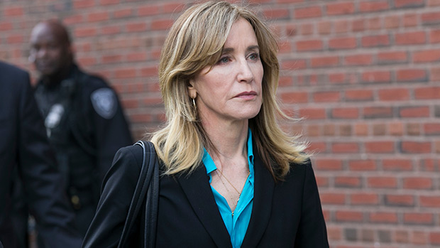 Felicity Huffman Potential Prison Time
