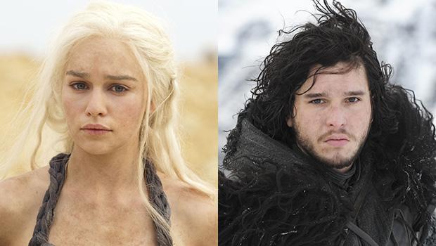 Daenerys Jon Snow