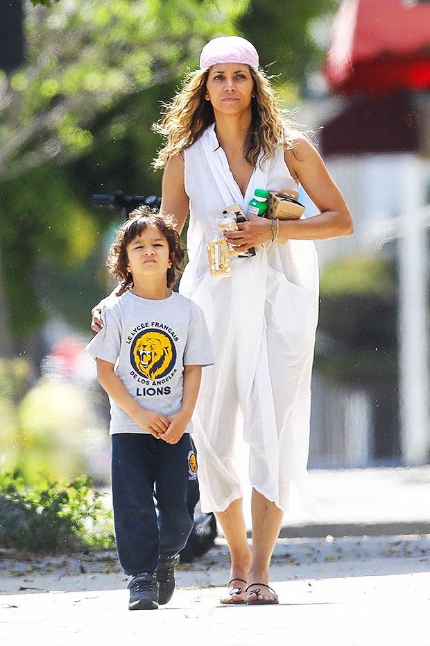 Halle Berry son Maceo