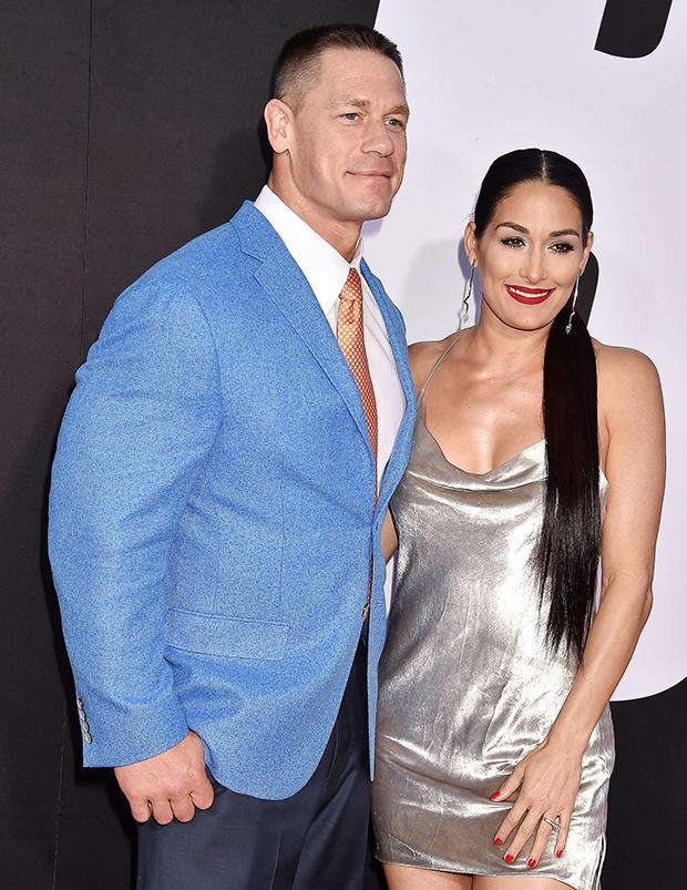 John Cena single life