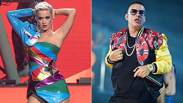 Katy Perry Daddy Yankee