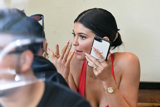 Kylie Jenner in LA