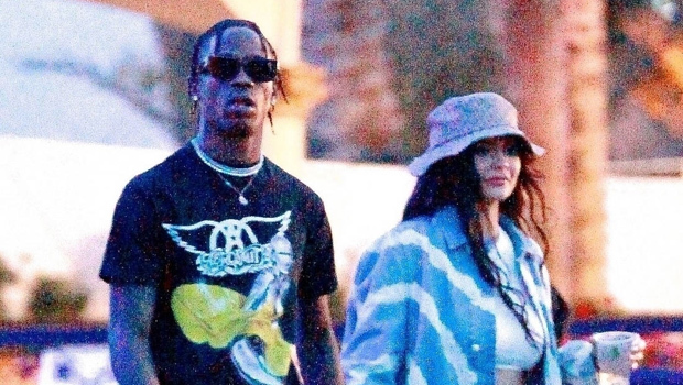 Kylie Jenner Travis Scott Coachella
