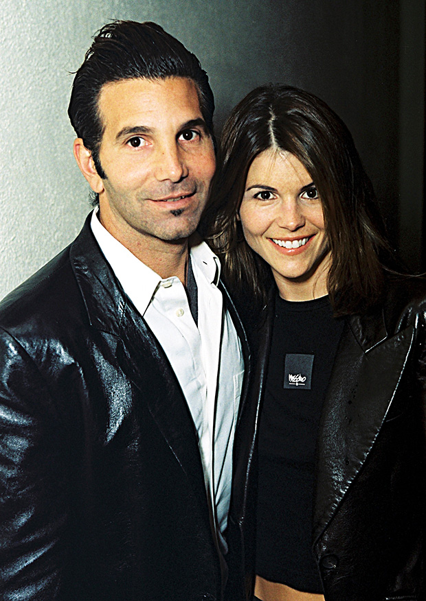 Lori Loughlin Mossimo Giannulli Marriage