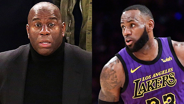 Why Magic Johnson Quit The Lakers