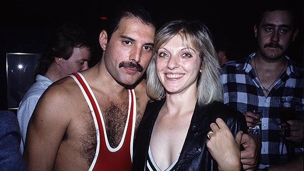 Freddie Mercury, Mary Austin