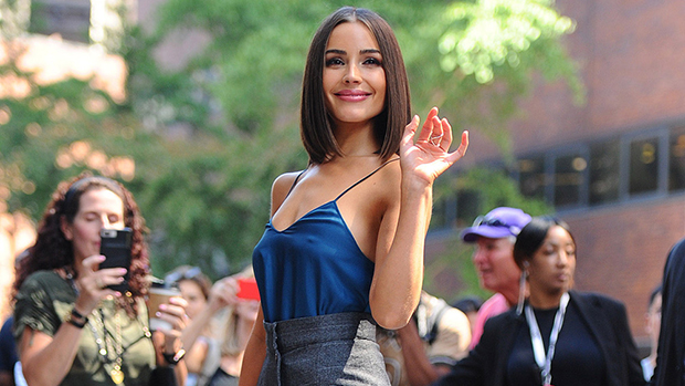 Olivia Culpo, Taylor Swift & More Celebs Rocking Sexy Thigh-High Boots In Bold Colors