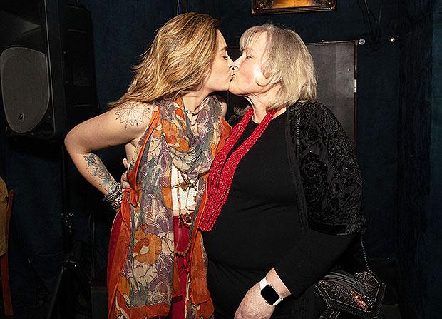 Paris Jackson & Debbie Rowe