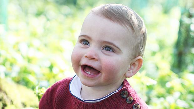 Prince Louis 1st Birthday Pics