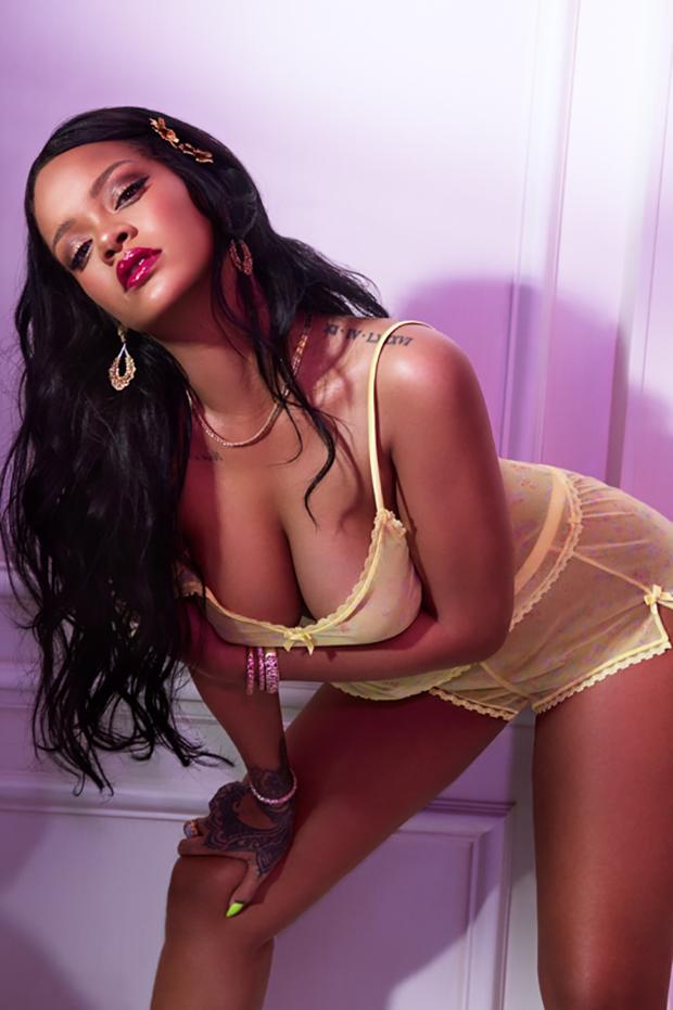 Rihanna Bra