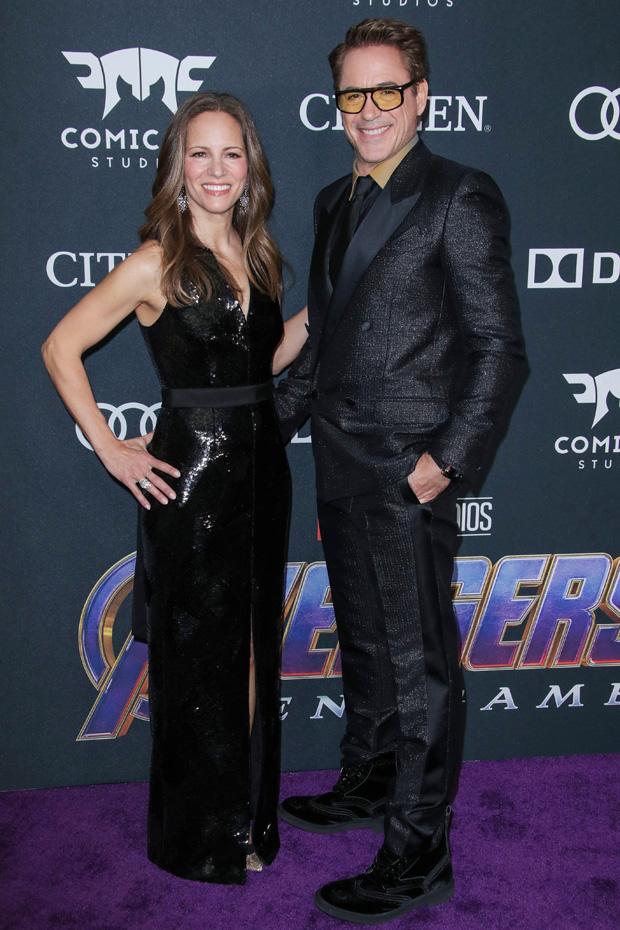 Robert Downey Jr. and Susan Downey'Avengers: Endgame' Film Premiere, Arrivals, LA Convention Center, Los Angeles, USA - 22 Apr 2019