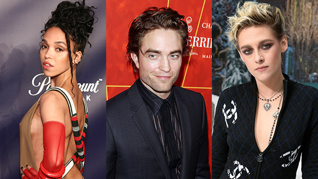 Pattinson dating now robert Who Is