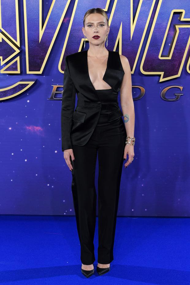 Scarlett Johansson'Avengers: Endgame' film fan event, London, UK - 10 Apr 2019