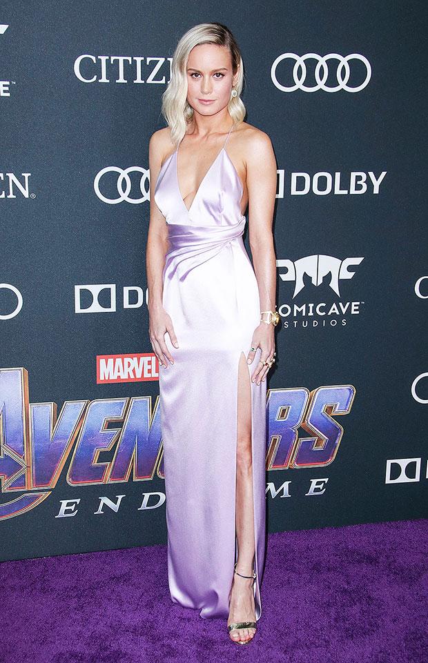 Scarlett Johansson Brie Larson
