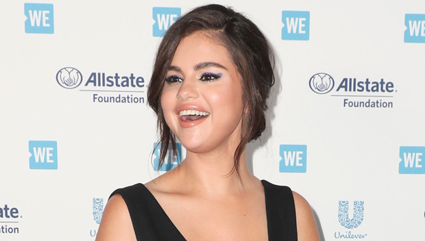 Selena Gomez WE Day