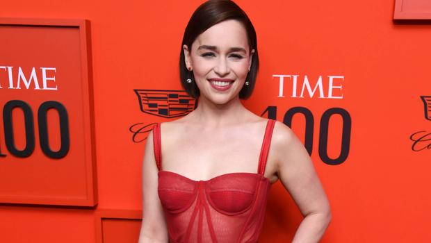 Emilia Clarke Time 100 Gala