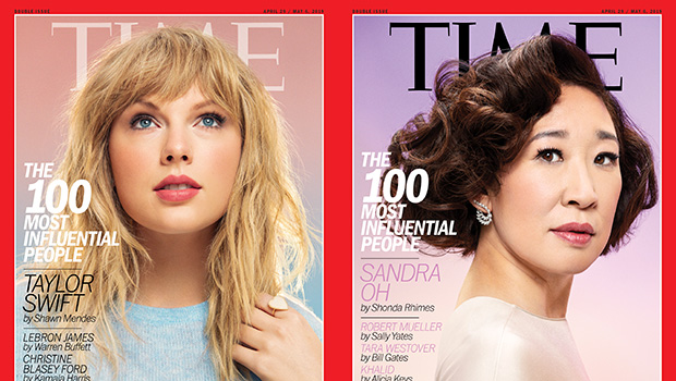 time most influential 2019