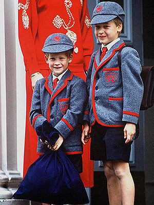 Happy Birthday, Prince William: See Photos Of The Royal & His Brother Through The Years