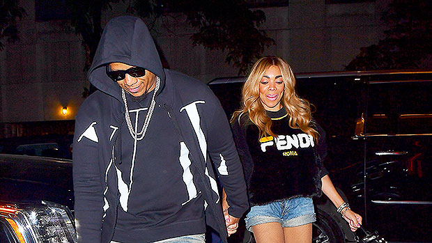 Wendy Williams Partying Kevin Hunter Mistress