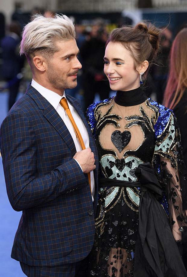 Zac Efron Lily Collins