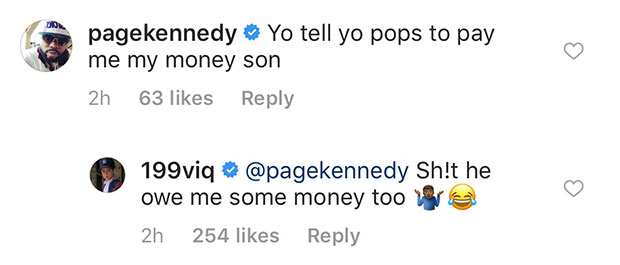 50 Cent Son Feud