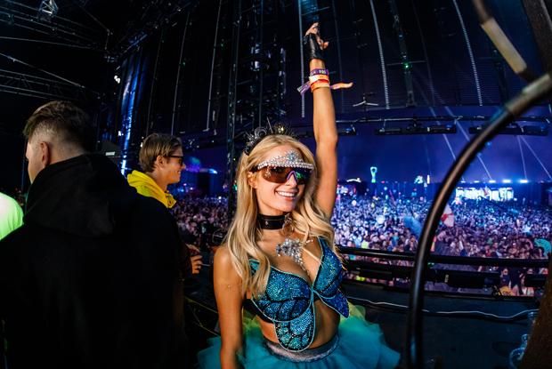 Paris Hilton EDC 2019