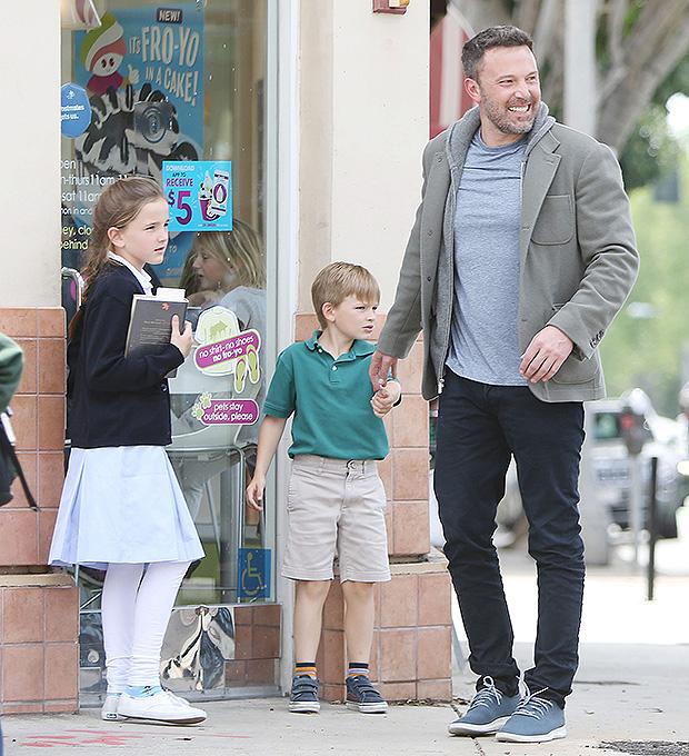 Ben Affleck & Kids