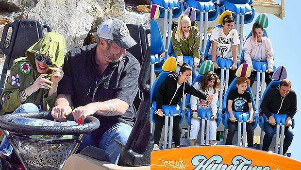 Gwen Stefani & Blake Shelton Theme Park