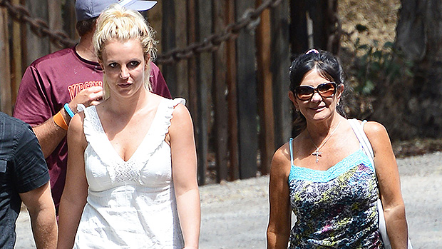Britney Spears and mom Lynne