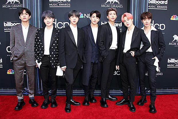 BTS Billboard