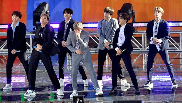 BTS on Britains Got Talent