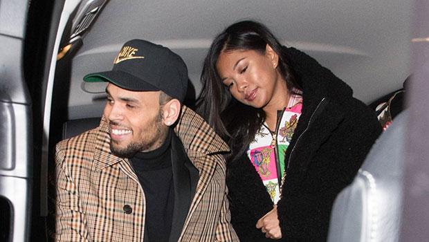 Chris Brown Ammika Harris