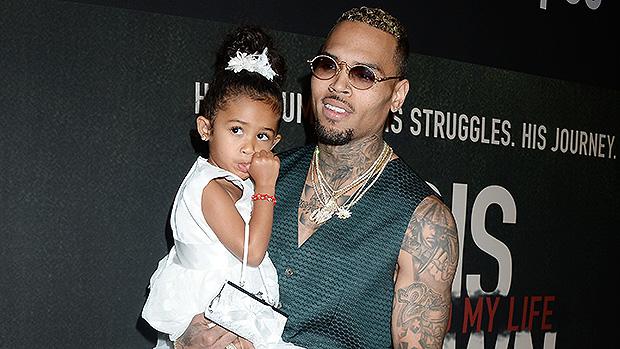 Chris Brown Royalty