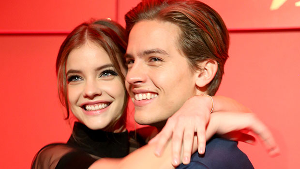 Dylan Sprouse and Barbara Palvin