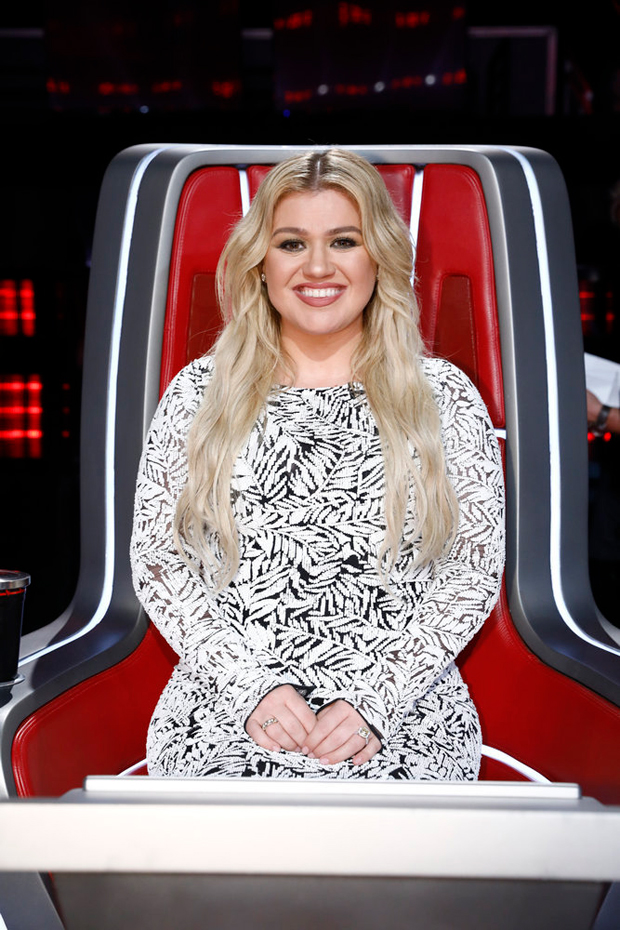 kelly clarkson the voice finale