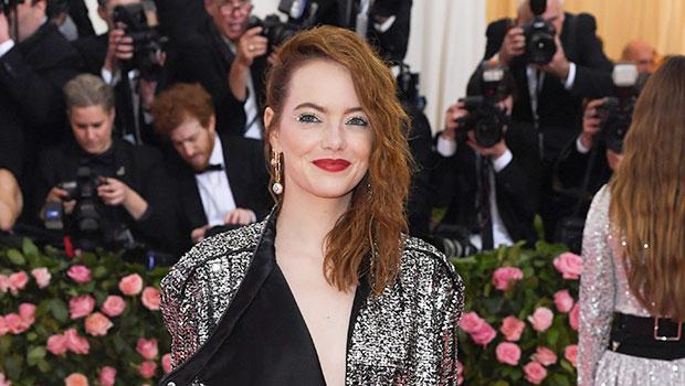 Emma Stone Met Gala 2019