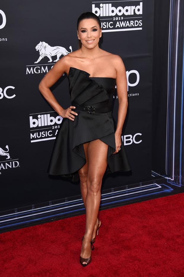 Eva LongoriaBillboard Music Awards, Arrivals, MGM Grand Garden Arena, Las Vegas, USA - 01 May 2019