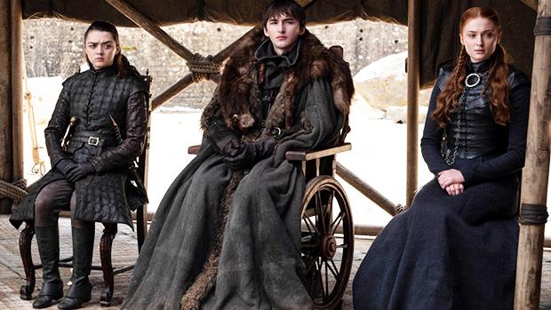 Arya Bran Sansa Stark