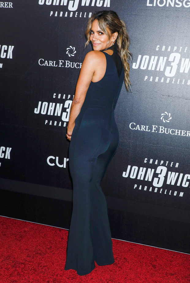 Halle Berry'John Wick: Chapter 3 Parabellum' film premiere, Arrivals, New York, USA - 09 May 2019
