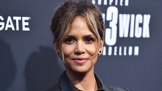 Halle Berry S Haircut Debuts Undercut At John Wick 3 Premiere Hollywood Life