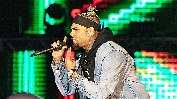 Chris Brown girlfriend Indyamarie