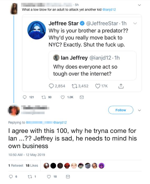 Twitter Ian Jeffrey
