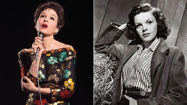 Judy Garland Renee Zellweger