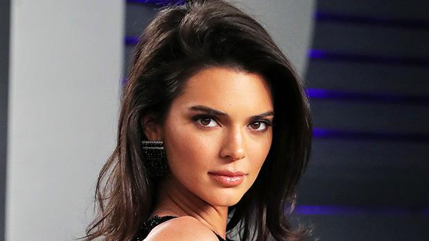 Kendall Jenner Bangs
