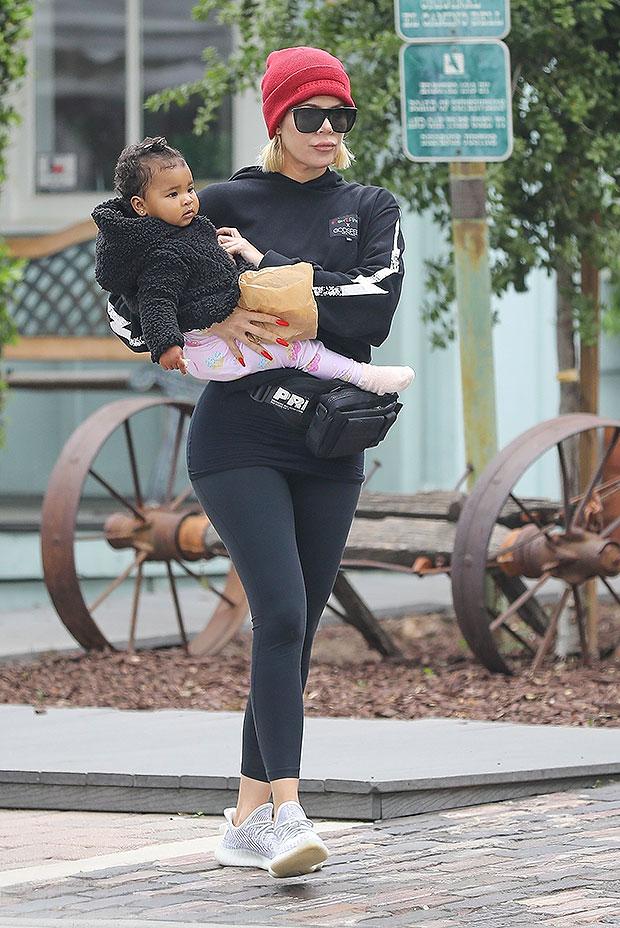 True Thompson Khloe Kardashian