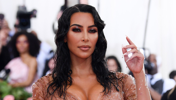 Kim Kardashian's Met Gala Shape