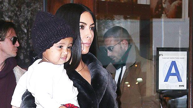 Kim Kardashian New Baby & 'Sibling Rivalry':