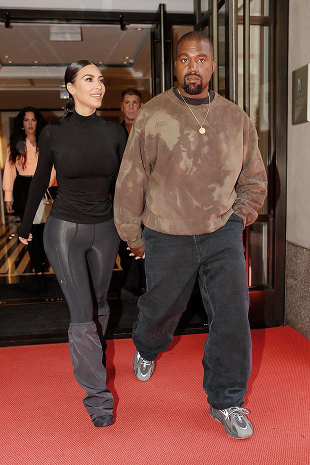 Kim Kardashian Leggings